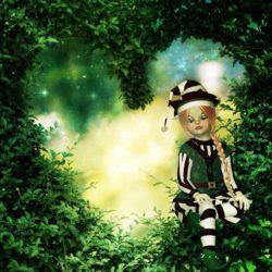Significado de La Dama Verde - el Tarot de las Hadas