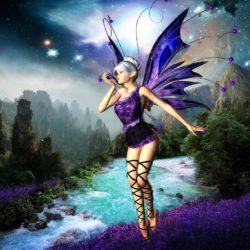 Significado de Anjana - el Tarot de las Hadas