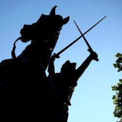 Significado del Rey de Espadas - arcano menor
